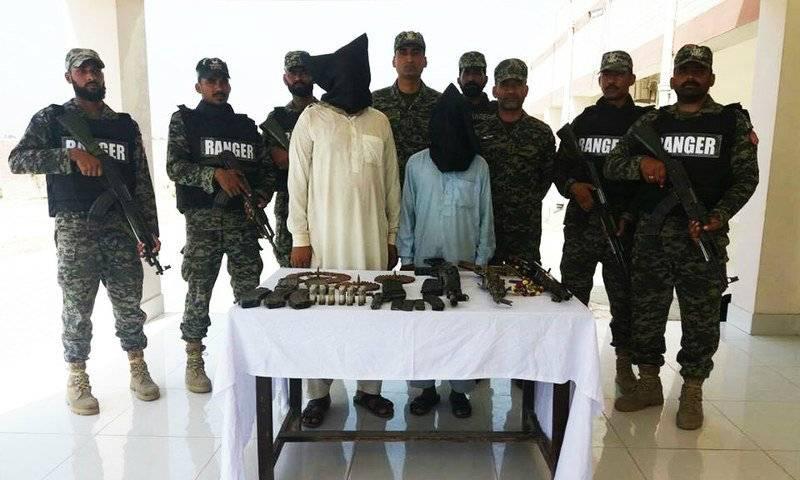 Punjab operation: Rangers arrest seven terrorists, 20 Afghan suspects