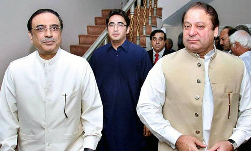Zardari sees no future of Sharifs in politics
