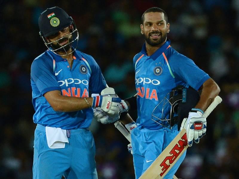 1st ODI: India crushes Sri Lanka by 9 wickets