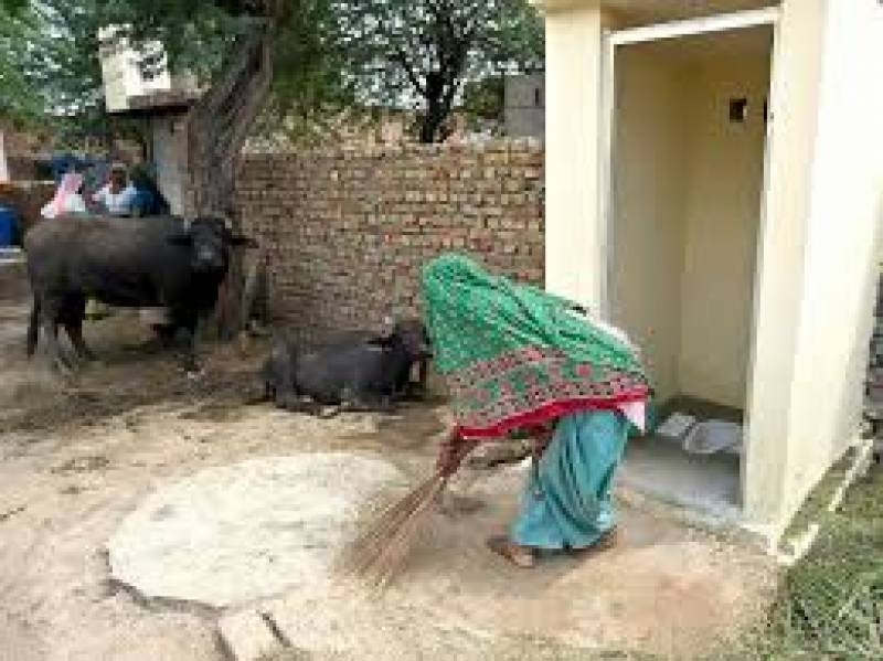 Indian woman gets divorce from husband for not building toilet at home