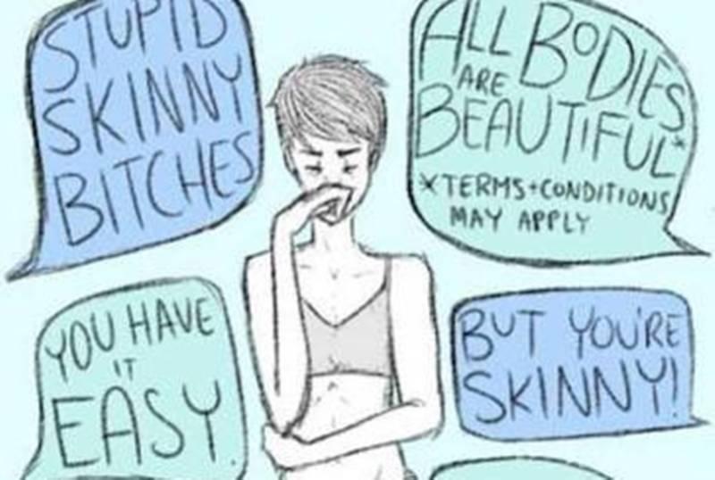 The Skinny Girl: By Abeera Tanveer