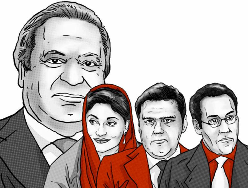 NAB rejects rumours of putting Sharifs' names on ECL