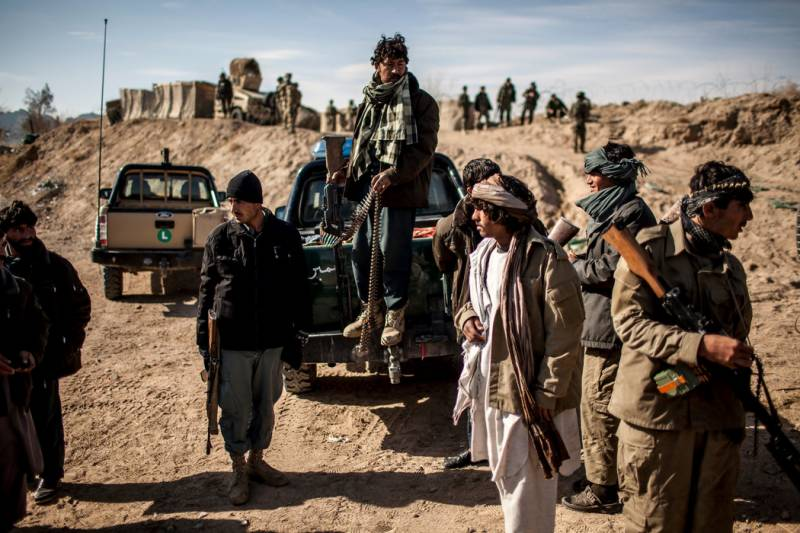 Taliban occupy Zana Khan district of Ghazni after fierce battle