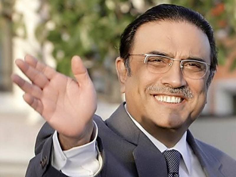 Zardari acquitted in assets' reference case after 19 years