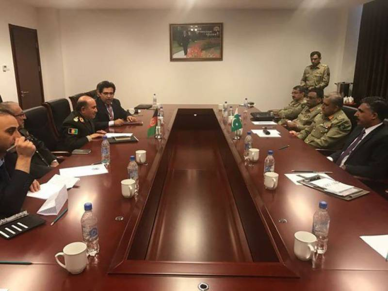 Pakistan can't bring Afghan war into its territory, Gen Bajwa tells Afghan army chief