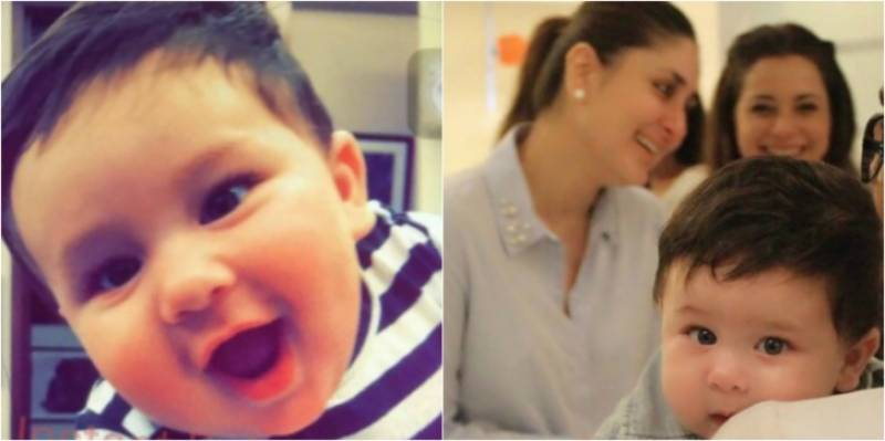 Baby Taimur all prepped to star with mommy Kareena in upcoming film!
