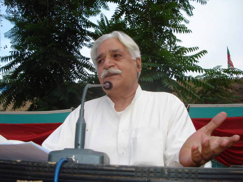 Dissident PTI's lawmaker Gulzar Khan passes away