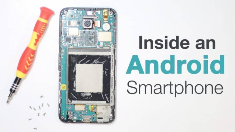Let's rip apart your invaluable cell phone