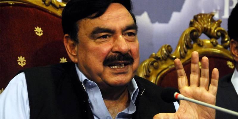 Sheikh Rasheed petitions court seeking reopening of Hudaibiya Paper Mills case