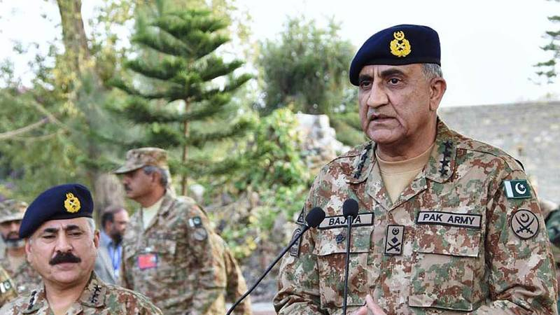 Army Chief Qamar Bajwa to address seminar on Thursday