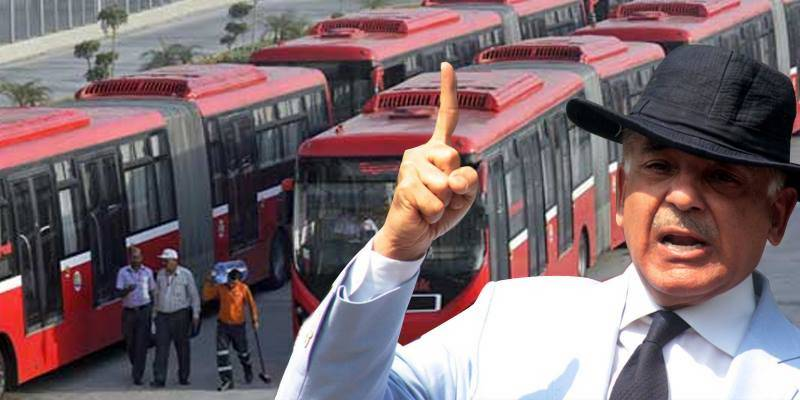 'Behead me if corruption proven,' CM Shehbaz reacts to Multan metro graft allegations