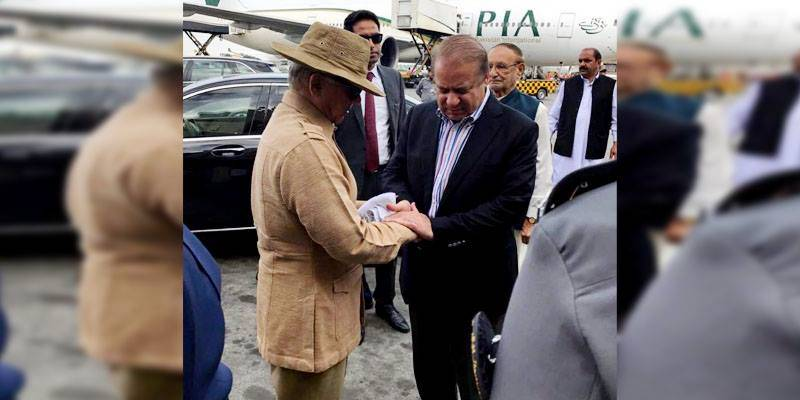 Ex-PM Nawaz Sharif leaves for London to celebrate Eidul Azha