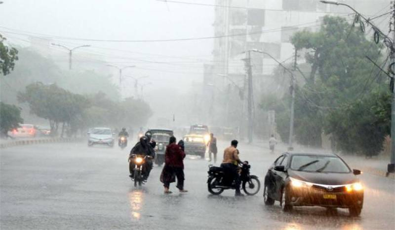 Heavy rain likely to hit Sindh; Met Office warns of urban floods