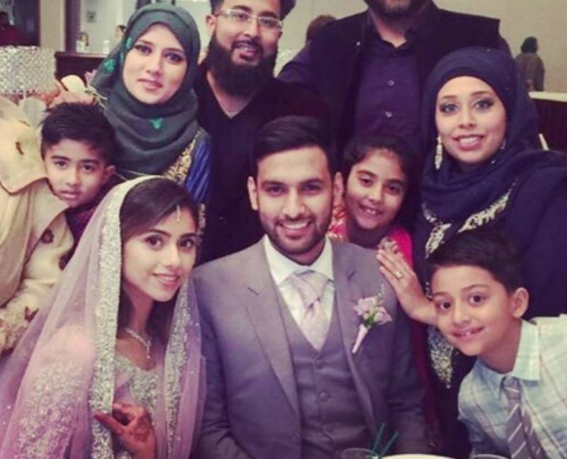 Here are Zaid Ali T's Walima Pictures, & Yumna+Zaid are CoupleGoals!