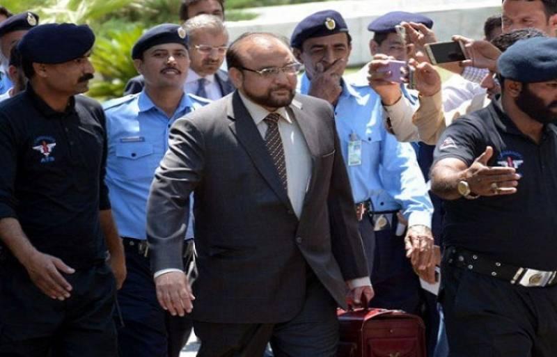 Panama JIT head Wajid Zia records statement in second appearance before NAB