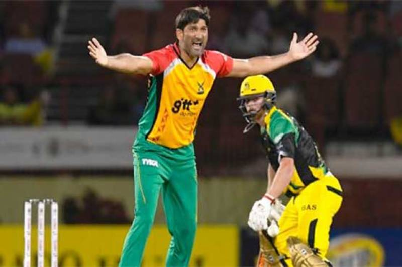 Sohail Tanvir gets five wickets for three runs in T20 history