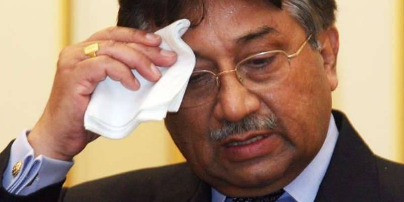 Pervez Musharraf declared fugitive in Benazir Bhutto murder case