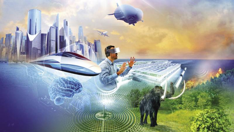 Are we ready for our future? It's just around the corner!