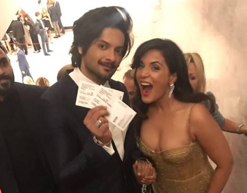 Richa Chadha & Ali Fazal have CONFIRMED their relationship!