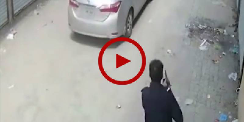 Robbery bid foiled in Gujranwala