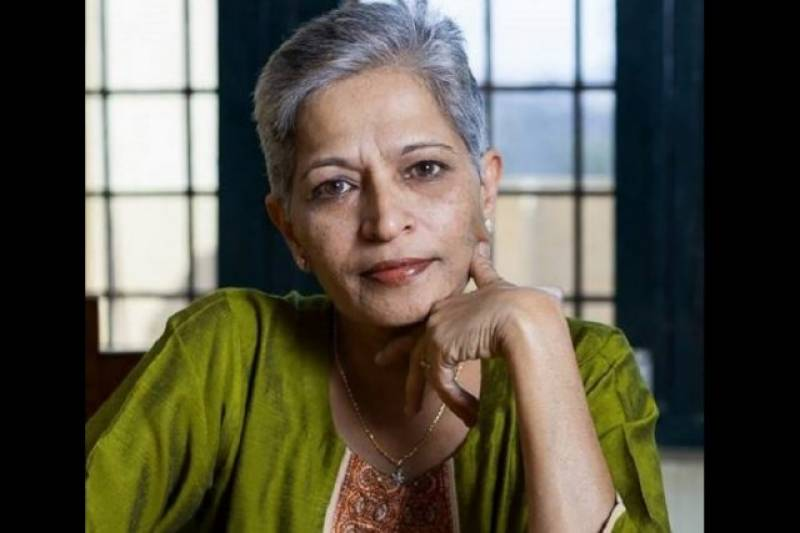 Senior Indian journalist and critic of Hindu right-wing extremism Gauri Lankesh shot dead