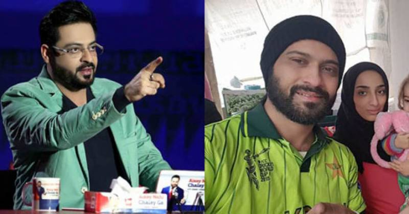 TRUTH OR FARCE? Amir Liaquat and Waqar Zaka joining hands for this noble cause
