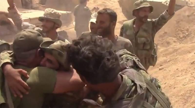 Tunnels, guns & abandoned tanks: Secrets of ISIS stronghold revealed in Deir ez-Zor