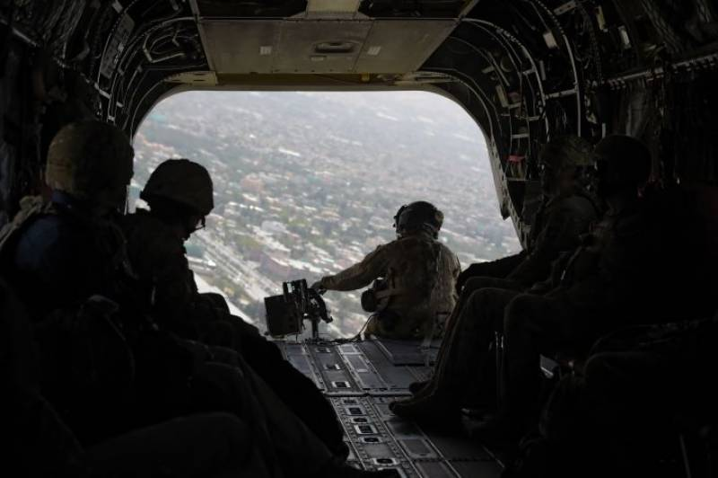 US military apologizes after highly offensive leaflet airdropped in Afghanistan