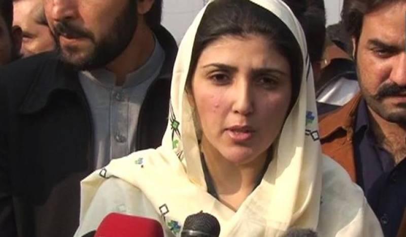 Ayesha Gulalai refuses to quit PTI