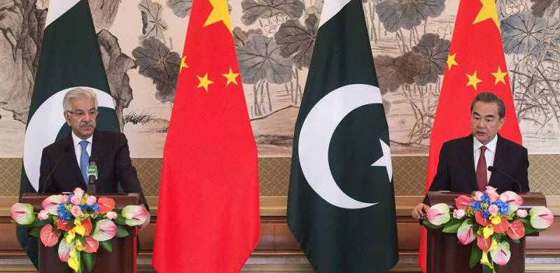 China lauds Pakistan for its efforts against terrorism