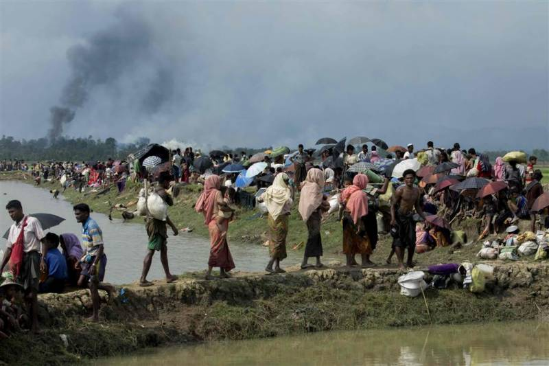 India refuses to denounce Rohingya genocide, sign Bali declaration against Myanmar's atrocities