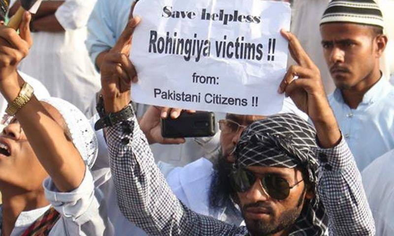Red Zone sealed as Islamabad braces for Rohingya rally