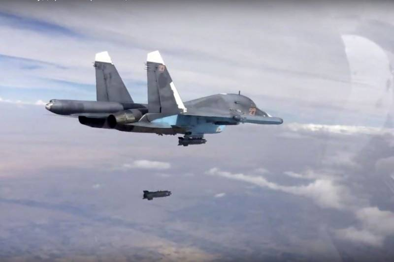 Syria: ISIS 'minister of war' among 40 terrorists killed in Russian air strike