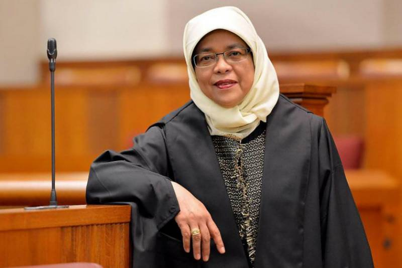 'President for everyone': Singapore set to elect first Muslim female head of state