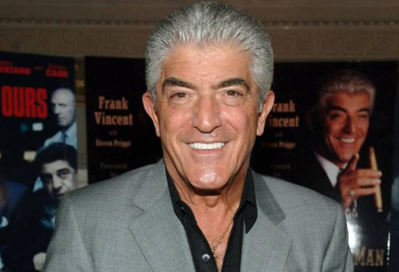 'Sopranos' actor and Scorsese veteran Frank Vincent passes away at age 78
