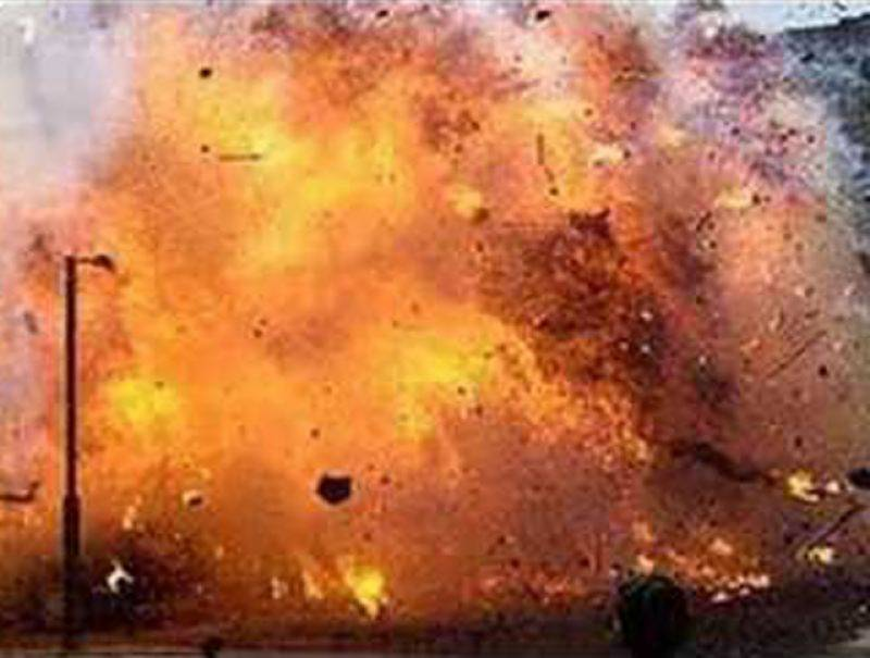 Security officials among six injured in twin blasts near Pak-Afghan border