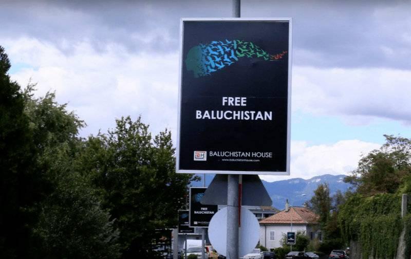 BLA terrorists using Swiss soil for launching propaganda against Pakistan