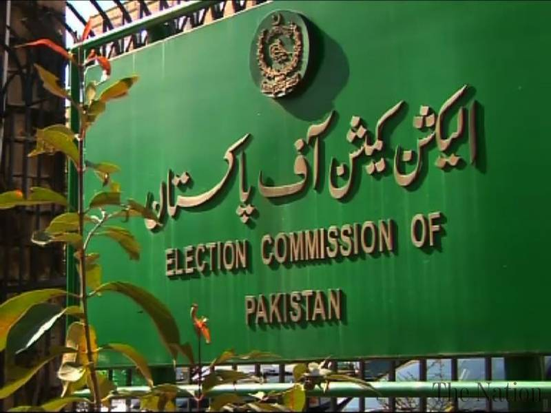 PTI submits funding details to ECP
