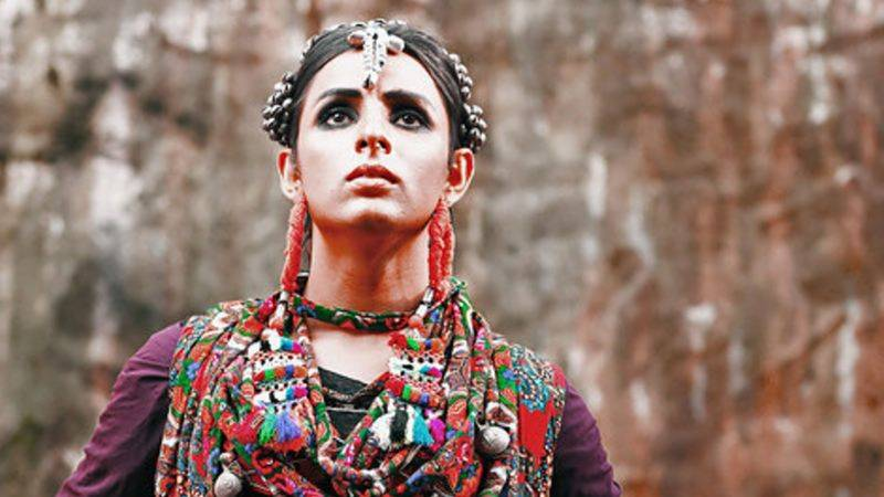 Breaking stereotypes: Trans model Kami Sid gets featured in bridal campaign