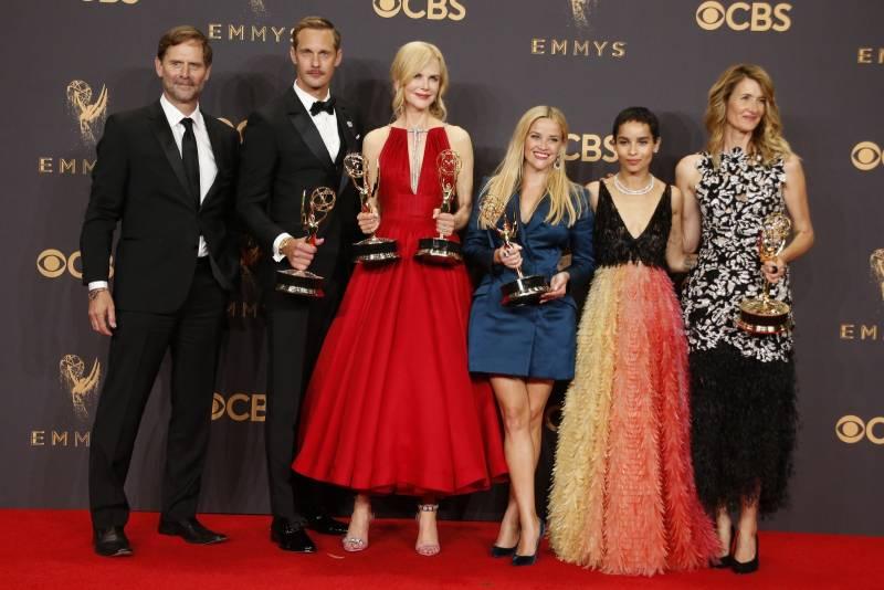 Emmy Awards '17: The Winners List