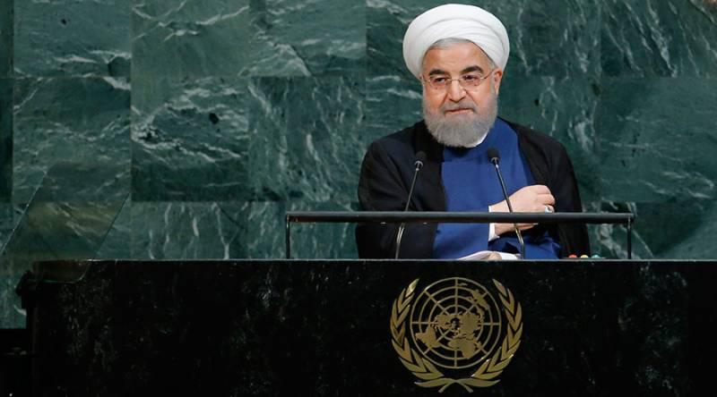 Iran says Trump's UN speech was violation of nuclear deal