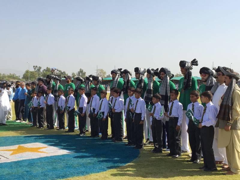 Peace Cup 2017: Pakistan XI beat UK Media XI by 133 runs