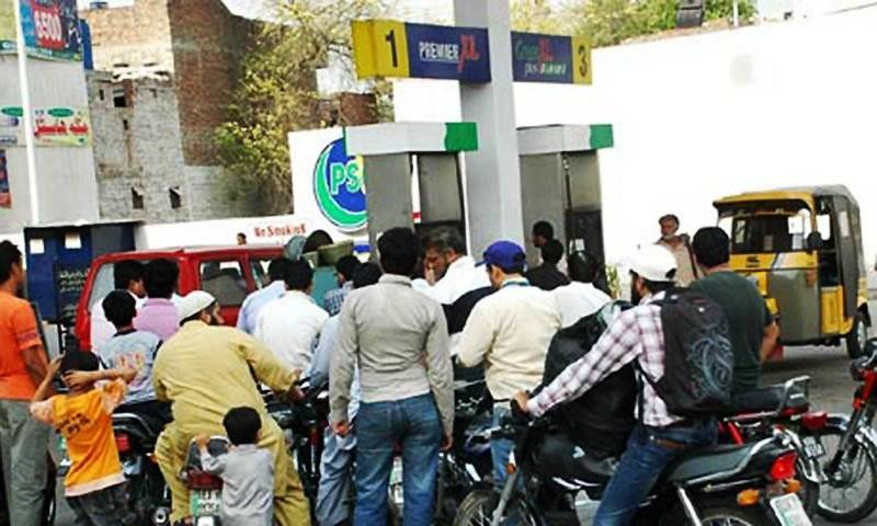 People distressed as petrol shortage hits Lahore