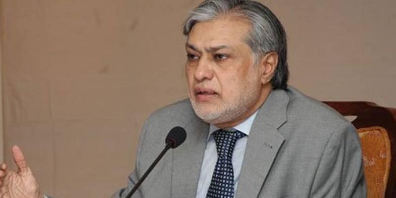 Senate body demands resignation of Finance Minister Ishaq Dar