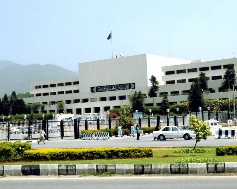 Senate passes Election Bill 2017 with majority vote, paves way for Nawaz Sharif to regain PML-N chairmanship