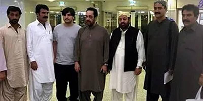 Baloch leader Ghazain Marri remanded in murder case