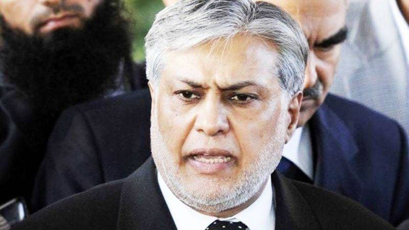 Ishaq Dar decides to 'resign' from his post