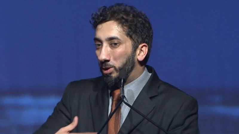 Nouman Ali Khan explicitly rejects allegations of inappropriate interactions, offers cross examination