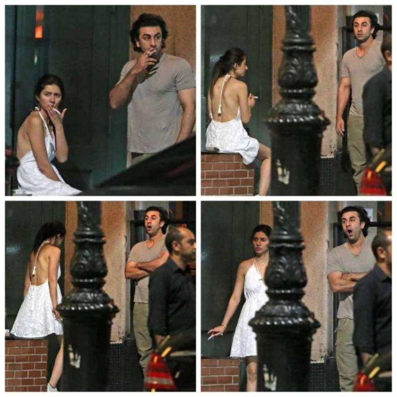 'Very unfair': Ranbir Kapoor defends Mahira Khan against criticism over smoking pics