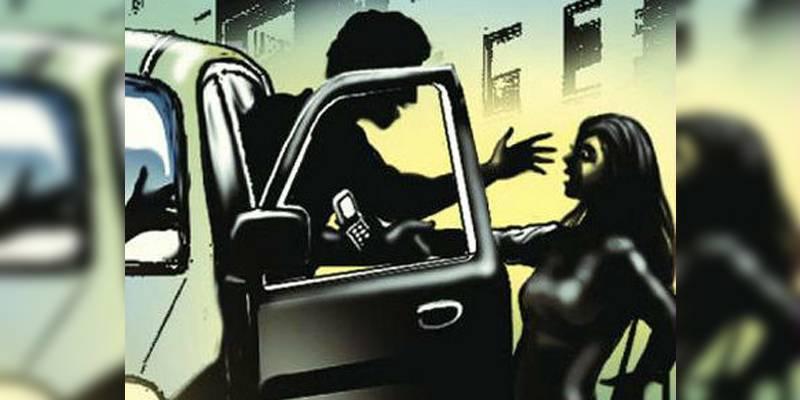 Woman, 25, gang-raped in moving car